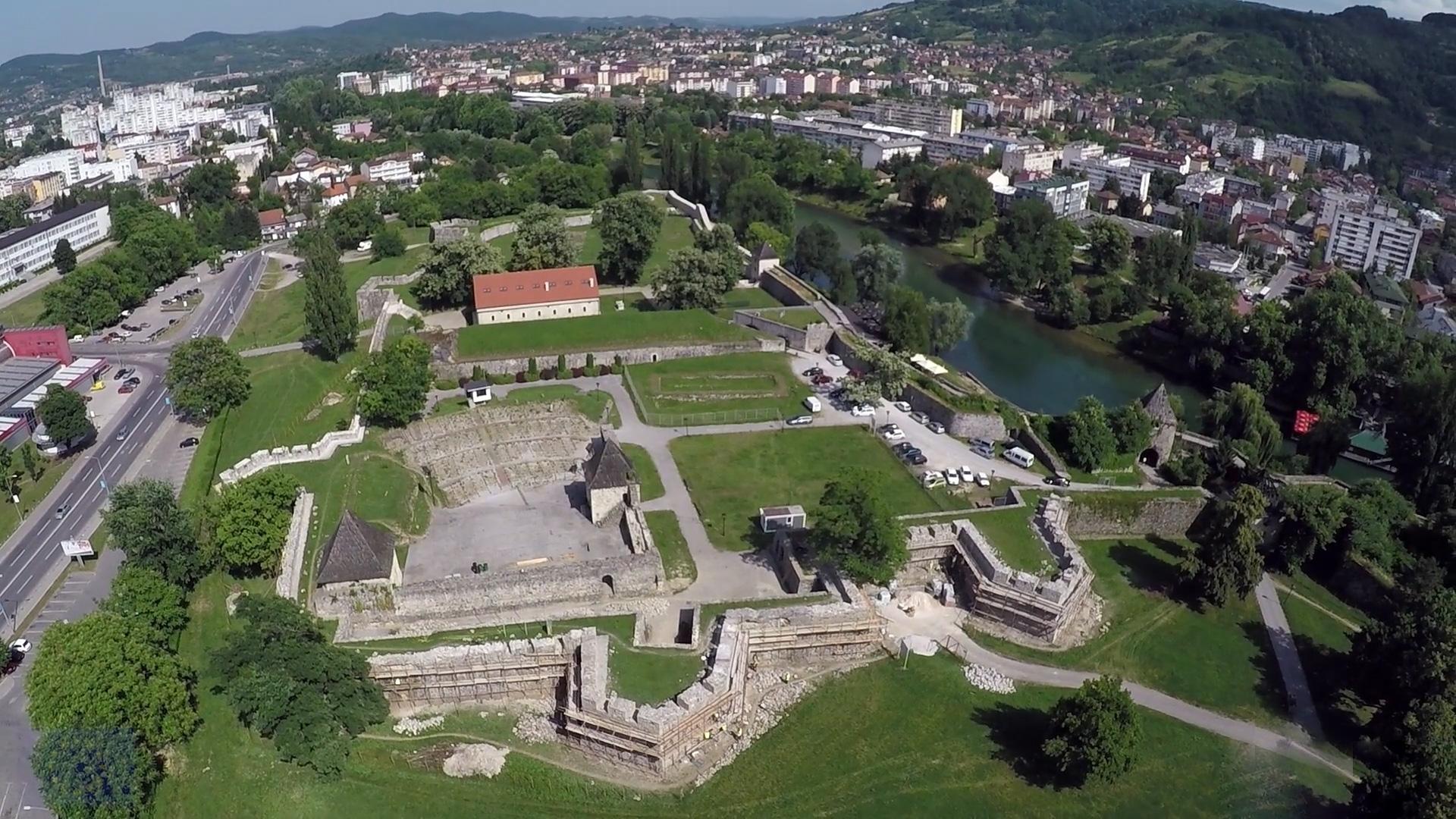 Rekonstrukcija tvrđave Kastel u Banja Luci